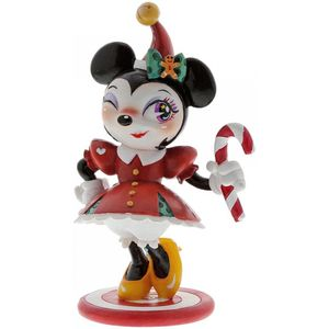 Miss Mindy Minnie Mouse Christmas Figurine
