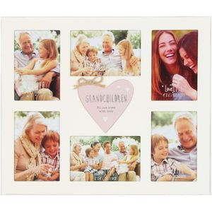 Love Life Collage Frame 36cm - Grandchildren