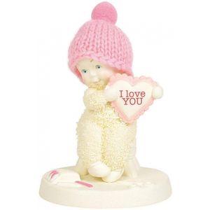 Snowbabies Sending Love Figurine
