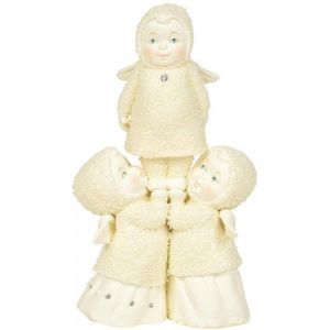 Snowbabies Figurine - Angels on High