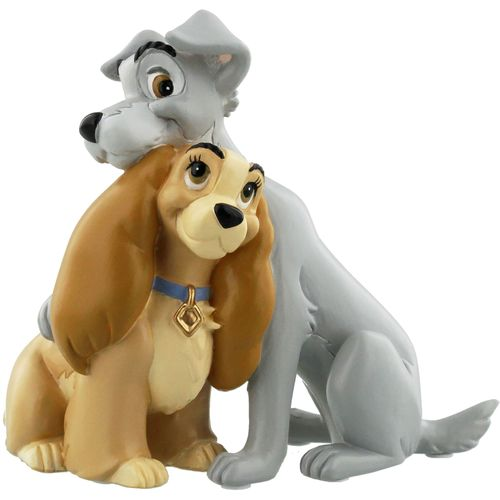 Disney Magical Moments Figurine- Lady the Tramp (You & Me) DI192