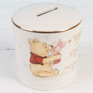 Disney Magical Beginnings Ceramic Money Bank - Pooh