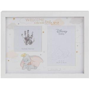"Disney Magical Beginnings Hand Print & Photo Frame 4x6"" - Dumbo"