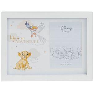 "Disney Magical Beginnings Photo Frame 4"" x 6"" - Simba"