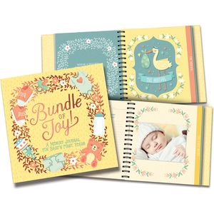 'Studio Oh' Data Journal - Bundle of Joy