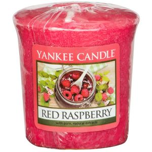 Yankee Candle Votive Sampler - Red Raspberry