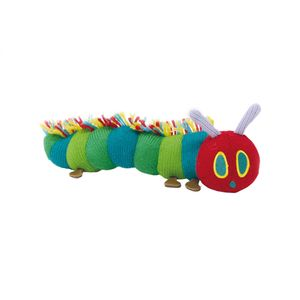 Made with Love Knitted Soft Toy - The Very Hungry Caterpillar