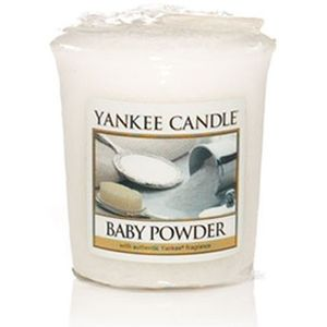 Yankee Candle Votive Sampler - Baby Powder