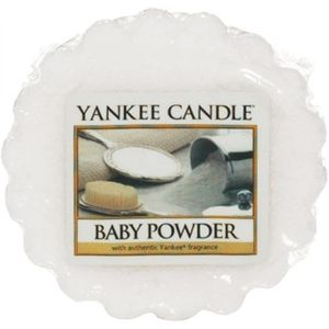 Yankee Candle Wax Melt - Baby Powder
