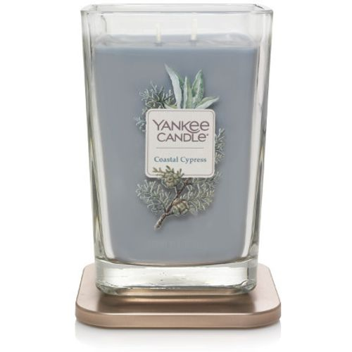 Yankee Candle Elevation Large Jar: Coastal Cypress