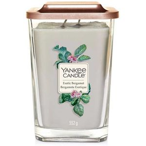 Yankee Candle Elevation Large Jar Exotic Bergamot
