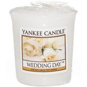 Yankee Candle Votive Sampler - Wedding Day