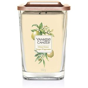 Yankee Candle Elevation Large Jar Citrus Grove