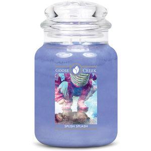 Goose Creek Large Jar Candle - Splish Splash