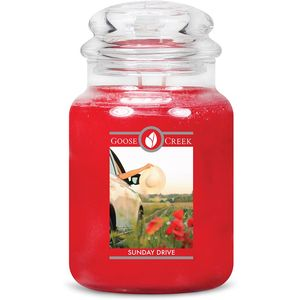 Goose Creek Large Jar Candle - Sunday Drive