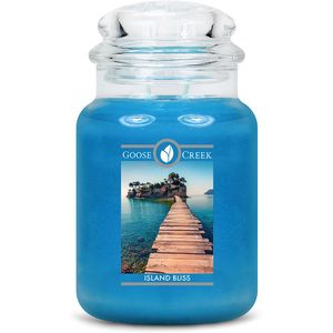 Goose Creek Large Jar Candle - Island Bliss