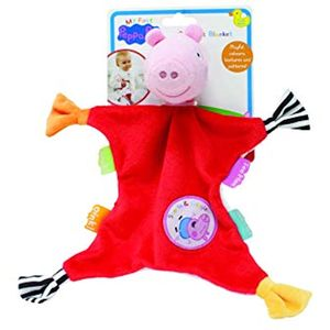 Peppa Pig My First Comfort Blanket