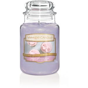 Yankee Candle Large Jar Sweet Morning Rose