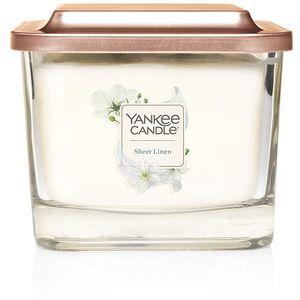 Yankee Candle Elevation Medium Jar Sheer Linen