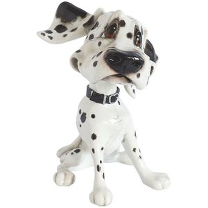 Little Paws Sassy Dalmatian Dog Figurine