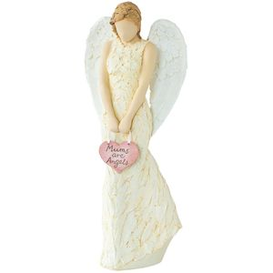 More Than Words Mums are Angels Figurine