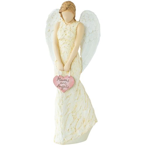 More Than Words Mum`s Are Angels Figurine