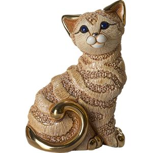 De Rosa Ginger Cat Figurine