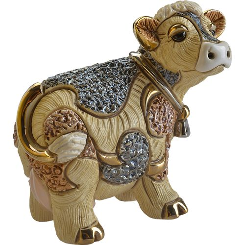 De Rosa Dairy Cow Figurine F171RD