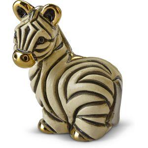 De Rosa Mini Zebra Figurine