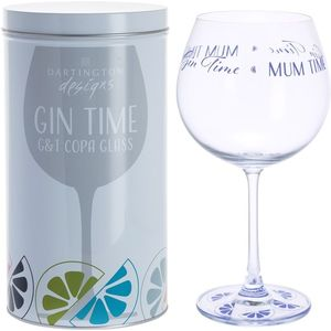 Dartington Gin Copa G&T Glass: Mum Time
