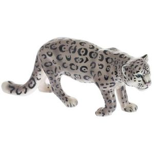 John Beswick Natural World: Snow Leopard Figurine