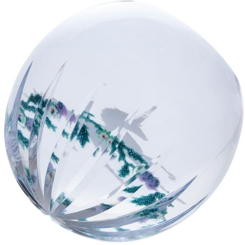 Caithness Glass Paperweight: Scottish Collection Untamed Beauty Limited Edition