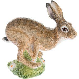 John Beswick Leaping Hare Figurine