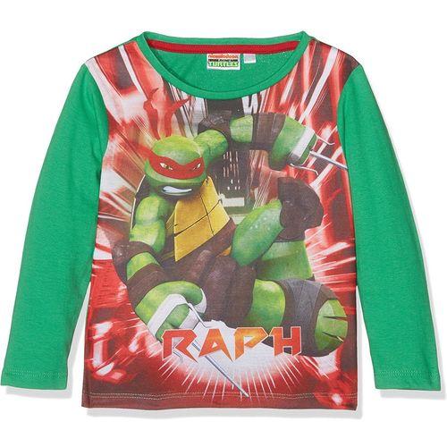 Teenage Mutant Ninja Turtles Long Sleeved Top Raphael - Age 8 Years