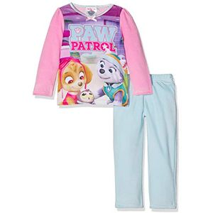 Girls Paw Patrol Pink Pyjamas Age 4 Years