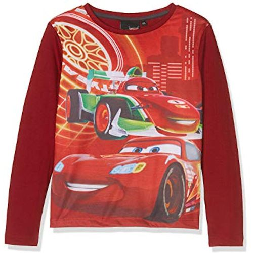 Disney Cars Lightning McQueen & Francesco Bernoulli Long Sleeved Top - Age 4 Years
