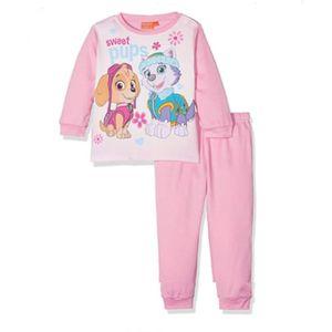 Girls Paw Patrol Pink Pyjamas Age 18 Months