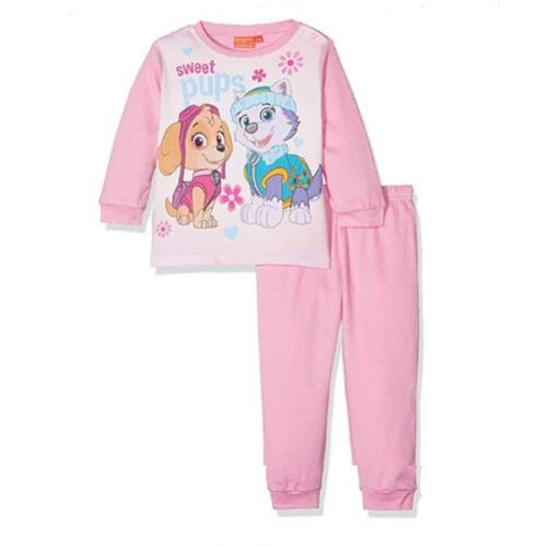 Girls Paw Patrol Sweet Pups Pink Pyjamas Age 18 Months