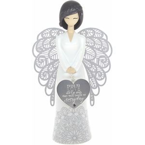 You Are An Angel Figurine - Beside Us Everyday