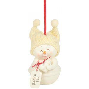Snowbabies Hanging Ornament - Babys 1st