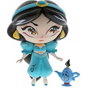 Miss Mindy Jasmine With Genie Vinyl Disney Figurine