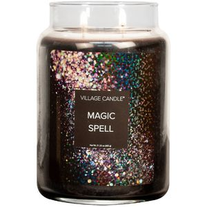 Village Candle Large Jar - Fantasy: Magic Spell
