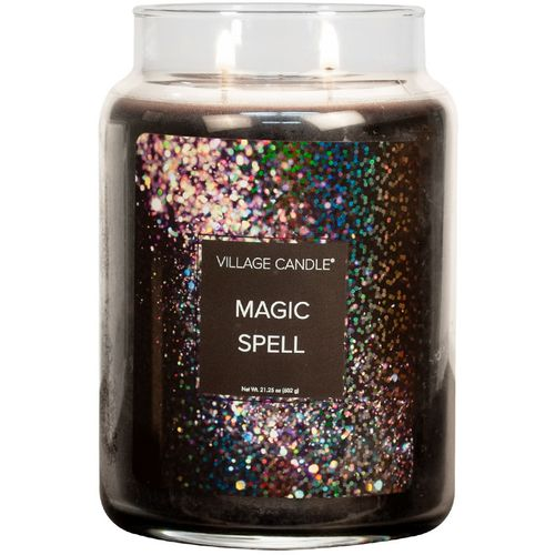 Village Candle Large Jar - Fantasy Collection: Magic Spell