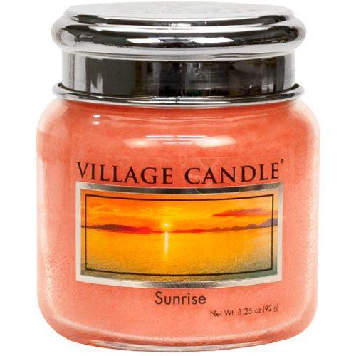 Village Candle Petite Jar 3.75oz - Sunrise
