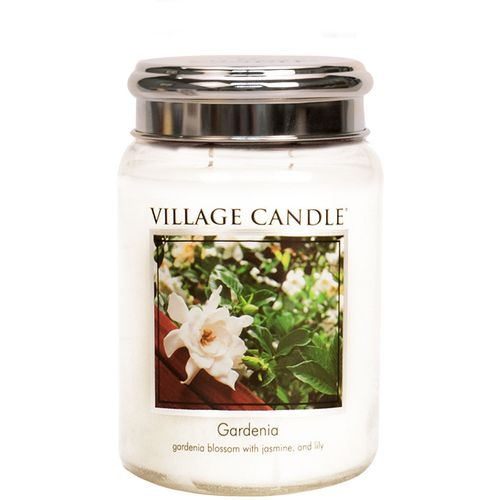 Village Candle Large Jar 26oz - Gardenia