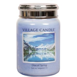 Village Candle Glacial Spring 26oz Large Jar