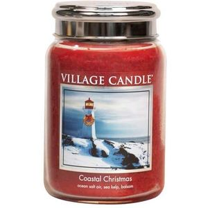 Village Candle Large Jar 26oz: Coastal Christmas
