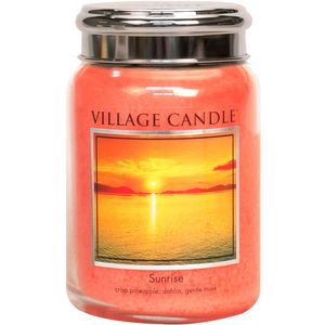 Village Candle Sunrise 26oz Large Jar
