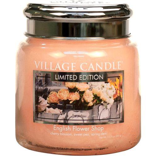 Village Candle Medium Jar 16oz - English Flower Shop