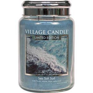 Village Candle Large Jar 26oz - Sea Salt Surf